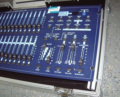 Showmaster 48 Lichtmischpult