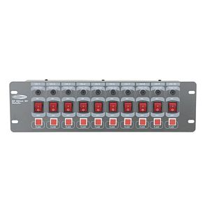Showtec 10fach Switchboard