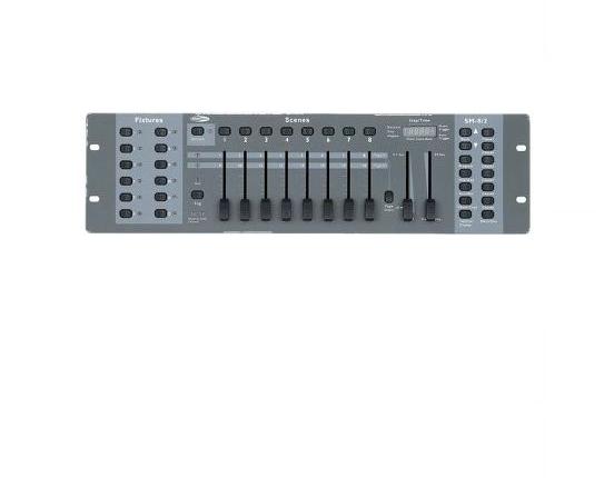 Showtec SM8-2 Lichtmixer