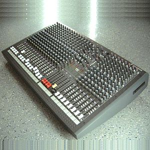 Soundcraft LX7/24 MK2 Livemischpult