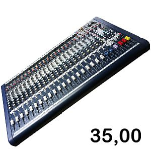Soundcraft MFX20 Live Mixer