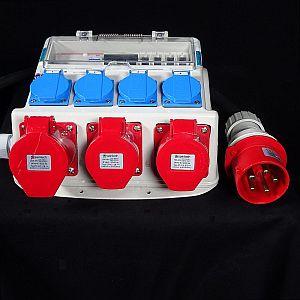 Stromverteiler 32A Kompakt