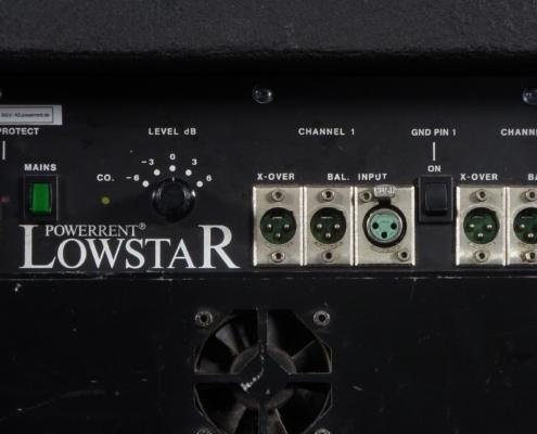 TW Lowstar Buchsen
