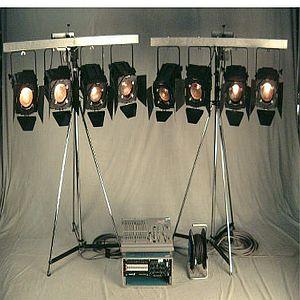 Theaterlichtanlage