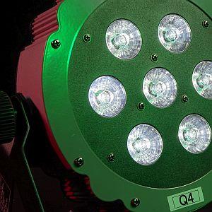 TriPAR Q4 7x4W RGBW LED