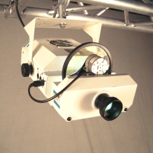 Ultima MSD 200 Effektscheiben Projektor