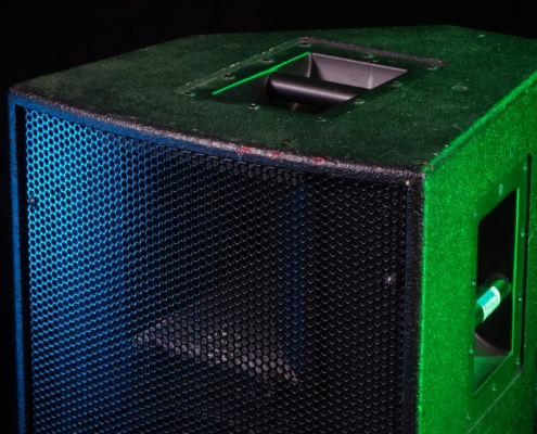 Voice Shark 15 Fullrange Lautsprecher