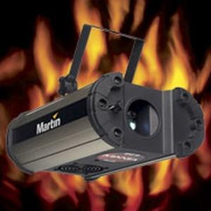 Martin Mania DC2 Feuereffekt