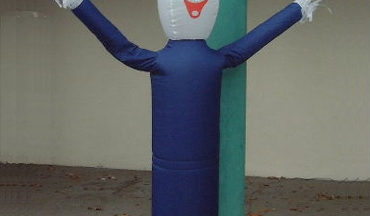 Airman Blau 2,5m