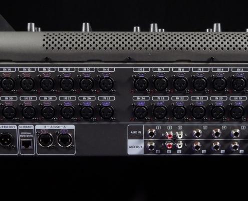 Behringer X32 Fullsize Inputs