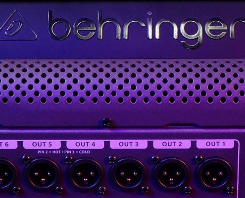 Behringer X32 Fullsize Logo