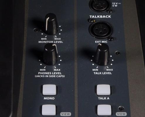 Behringer X32 Fullsize Talkback