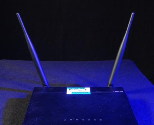 Optionaler Router für Behringer X32 Mischpulte