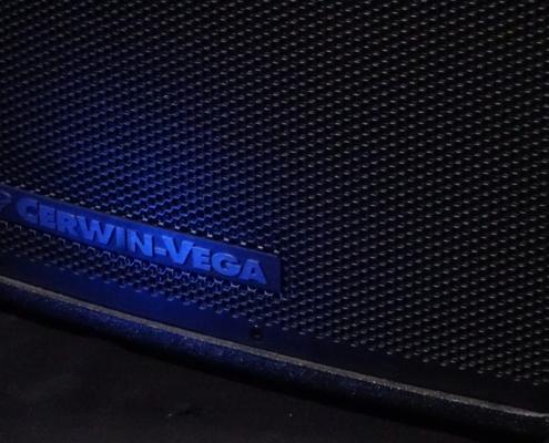 CerwinVega CVX18S Logo