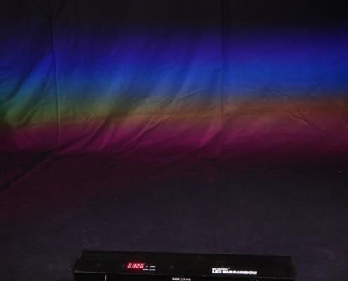 LED Rainbow Effekt