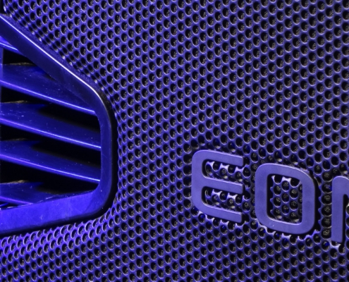 JBL EON515XT Frontdetail