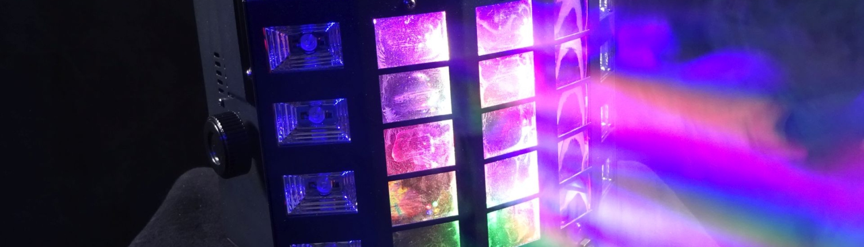 LED Goboderby