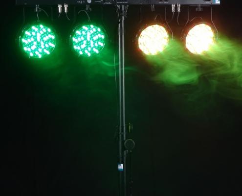 LED Lichtanlage Compact
