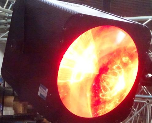 Showtecc LED Tunnel Lichteffekt