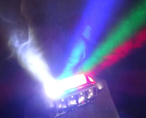 Wave Wippen Lichteffekt