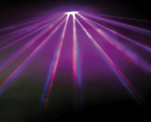 LED Derby Effekt