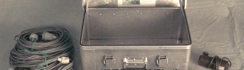 Netzkabelkoffer