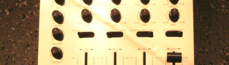 Omnitronic PM660 Mischpult