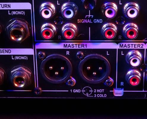 Pioneer DJM850 MasterOut