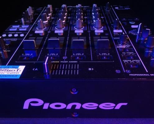 Pioneer DJM850 Front