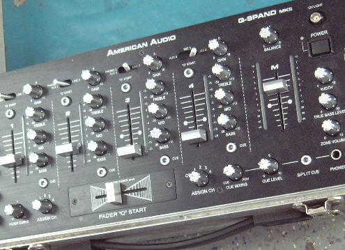 QSpand Dj Mixer