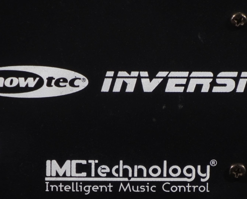 Showtec Inversion Logo