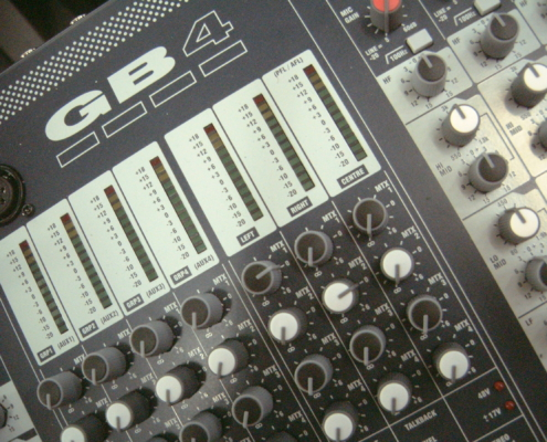 Soundcraft GB4 32 Matrix
