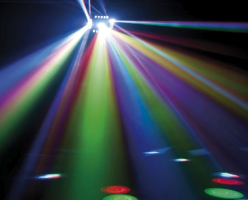 Showtec LED Swing