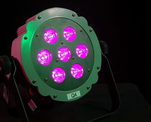 TriPAR Q4 Pink