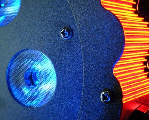 LED Spot TriPar RGB 7x3W