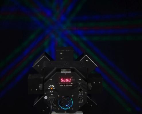 Varytec Arana LED Rückseite