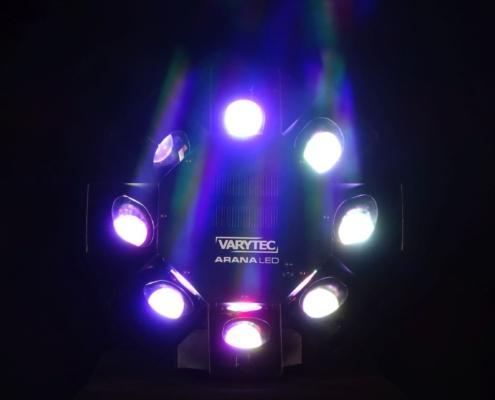 Varytec Arana LED Spiegeleffekt