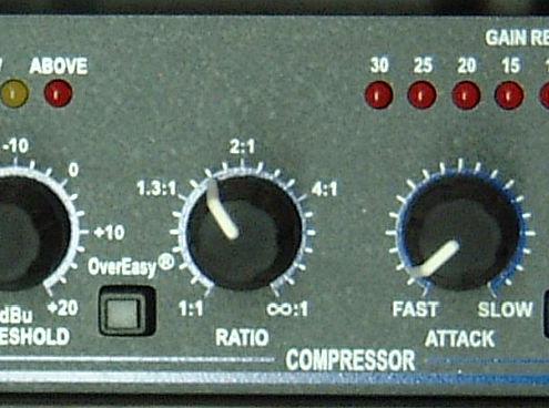 dbx 166xl Compressor Kanal