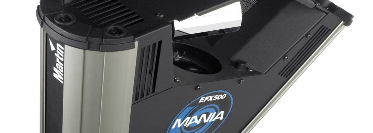Martin Mania EFX 500
