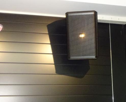 AV-Medienwagen Lautsprecher