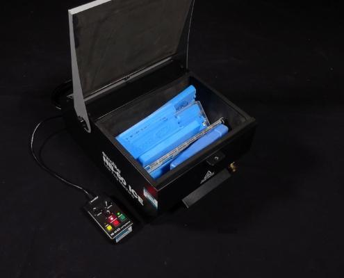 Bodennebelmaschine NB60 mit Kühlakku oder Eis