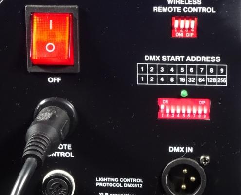 Eurolite N-150 Nebelmaschine DMX DIP