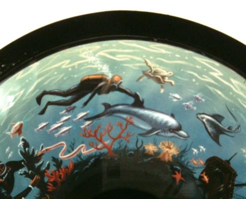 Wheel Deep Sea