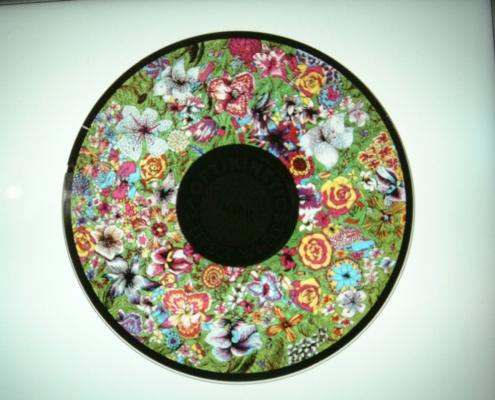 Wheel Floral