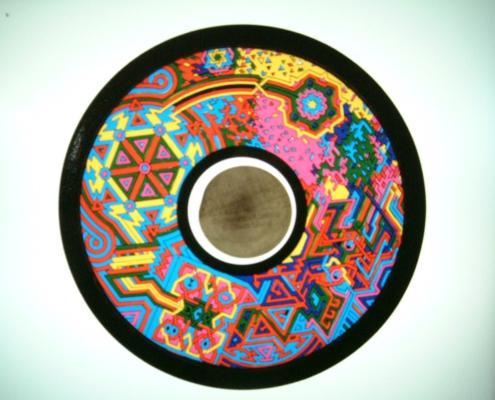Wheel Maze