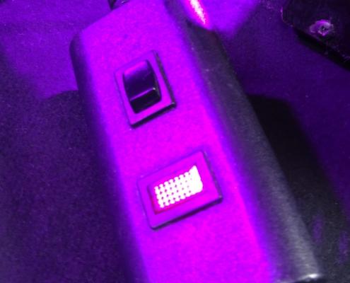 JEM Magnum 550 Nebelmaschine Remote