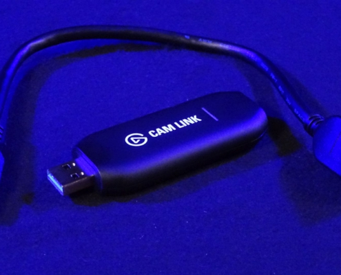 Elgato Camlink Videograbber
