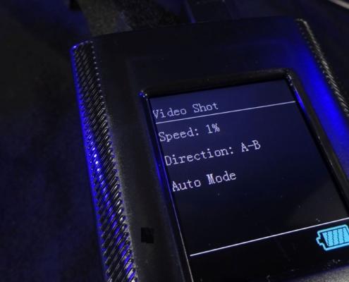 GVM Slider Remote