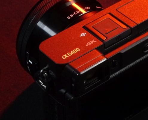 Sony A6400 Blitzschuh