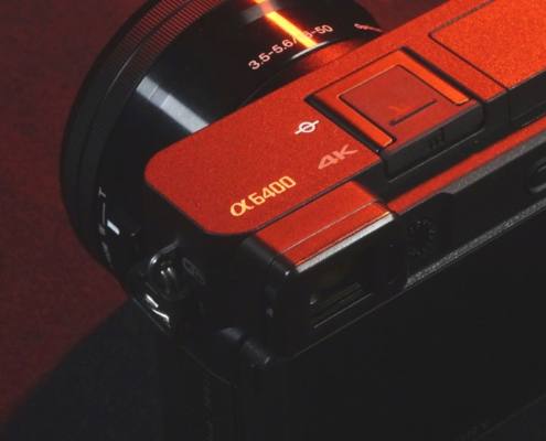Sony A6400 Top 4K